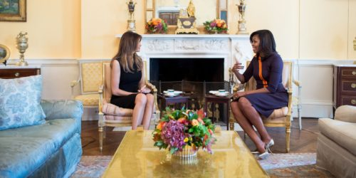111116-news-melania-and-michelle-meet-1