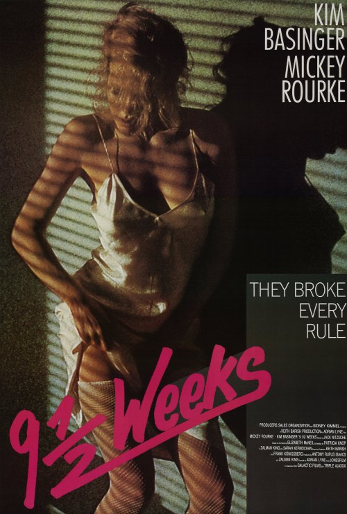 1986-9-and-a-half-weeks-poster2 : The Weeklings