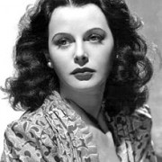 Hedy was brainy.