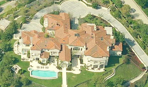 11 million dollar home bought from donations, mainly from the poor. Pays zero yearly taxes.