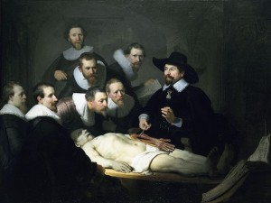 Rembrandt, The Anatomy Lesson of Dr. Nicolaes Tulp, 1632