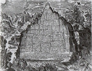 The Emerald Tablet, beloved of mystics and seekers. Not to mention