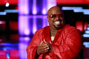CeeLo the master of cool. And spirituality...