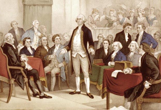 Die Kolonie Continental-congress