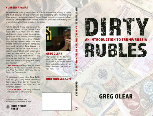 Dirty Rubles: An Introduction to Trump/Russia (My New Book