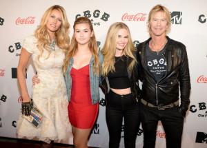 Duff McKagan Susan Holmes McKagan CBGB Premieres TdYk-FGYmGFl