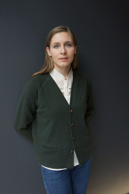 Eleanor Catton, the youngest novelist to ever win the Man Booker Prize.