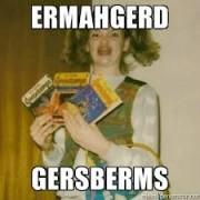 Gersberms