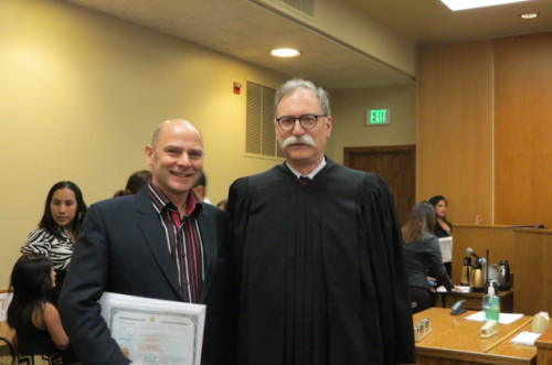 Nobacon and Judge John T. Rodgers