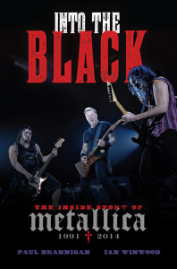 Into-The-Black-Metallica-book