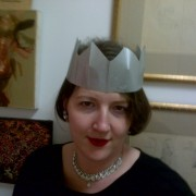 My Christmas crown, 2011.