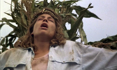 Even Linda Hamilton is no savior for Children of the Corn