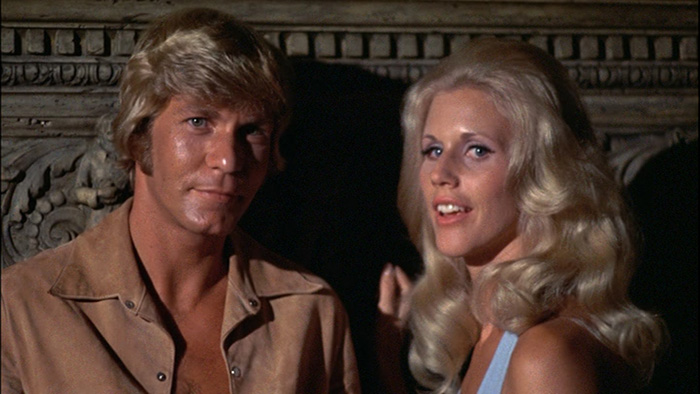 Christopher Stone and Mary Wilcox in LOVE ME DEADLY