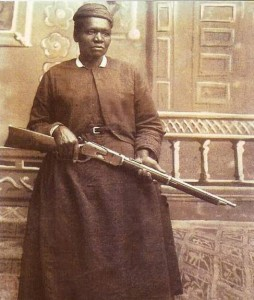 Mary Fields, aka Stagecoach Mary, the first African American woman (and the second ever woman) to work for the US Post Office