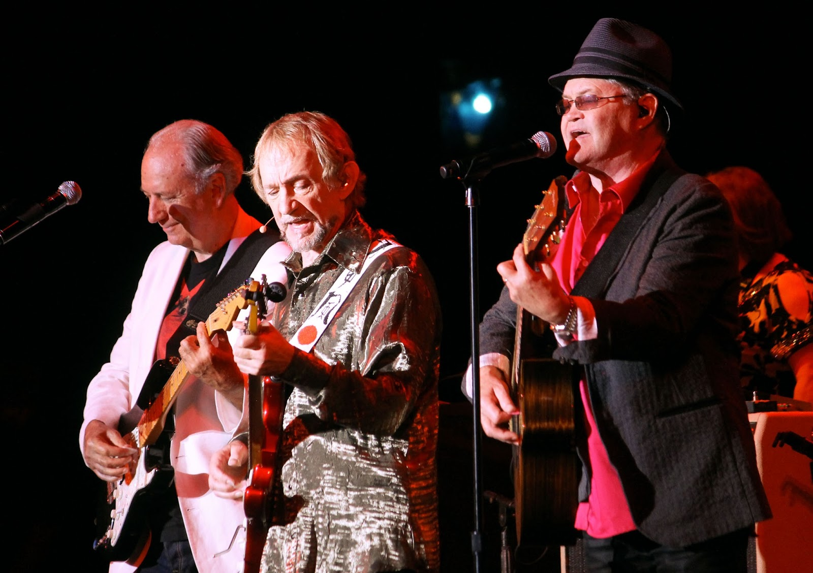 The Monkees, 2013, by Daniel Coston