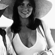 Linda Lovelace in 1974, Mirrorpix/Courtesy Everett Collection.