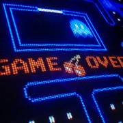 Pac-Man-Game-Over