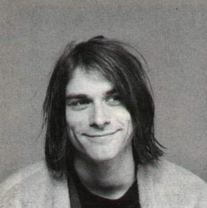 Pictures of Kurt Cobain Looking Happy (11)