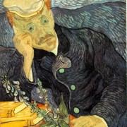 Vincent Van Gogh, Portrait of Dr. Gachet