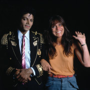 Michael Jackson and Lynn Goldsmith