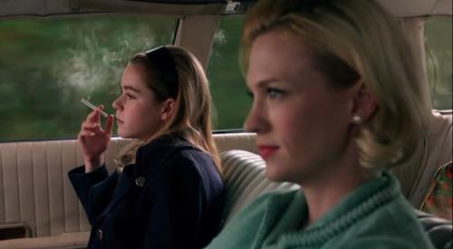Sally Smoking Season 6 Episode 12
