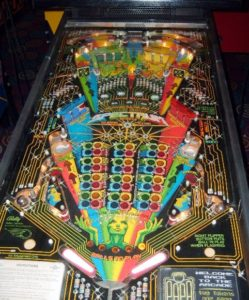 The 50 Most Awesomely Innovative Pinball Machines of All
