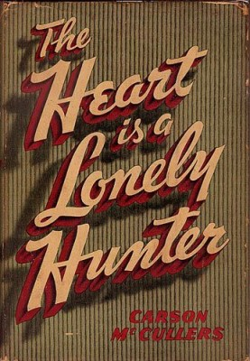 The Heart is a Lonely Hunter first edition cover