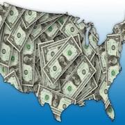 U.S.-Map-Money-Public-Domain-450x277