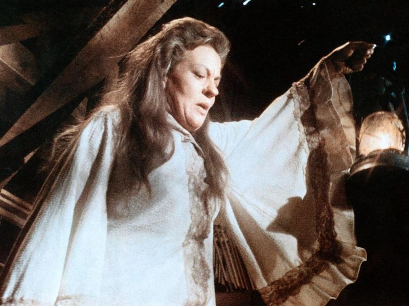 Ada (Uta Hagen) carries a heavy burden in The Other.