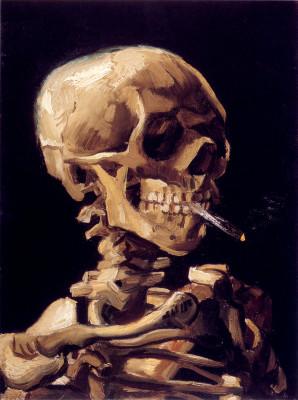 Van_Gogh_-_Skull_with_a_burning_cigarette