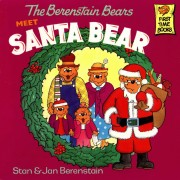 Finally after years of being forbidden the Bearenstein Bears Meet Santa Bear....
