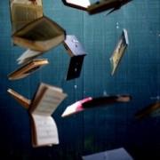 booksfalling