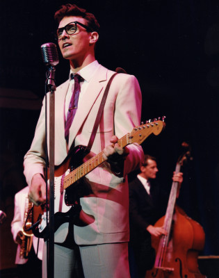 RBW as Buddy, London, '95