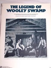 Wooley Swamp