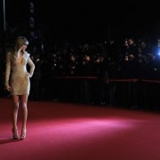Taylor Swift attends the NRJ Music Awards 2013 at Palais des Festivals on January 26, 2013 in Cannes, France. (Photo by Pascal Le Segretain/Getty Images)