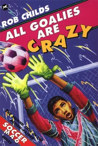 All goalies are crazy – or else would make good writers.