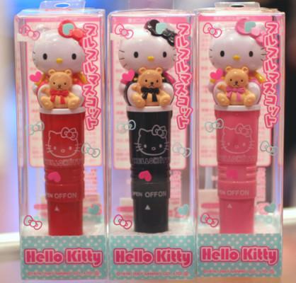 Hello Kitty vibrators. (Photo: Japan LA blog).