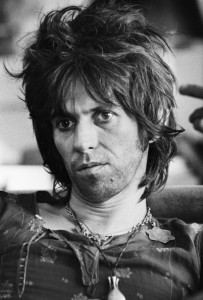 Keith Richards- cuddle at your own risk
