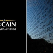 McCain & The Vietnam Veterans Memorial