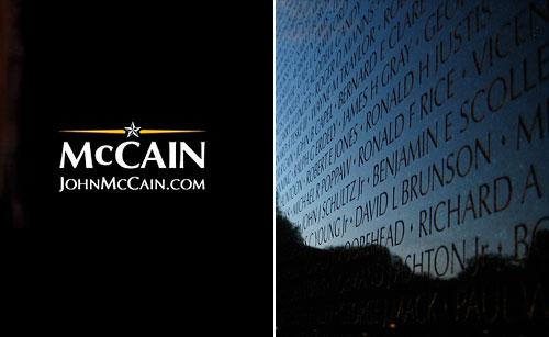 McCain & The Vietnam Veterans Memorial