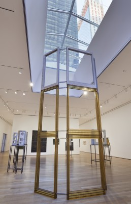Installation view of the exhibition Isa Genzken: Retrospective. November 23, 2013–March 10, 2014. © 2013 The Museum of Modern Art, New York. Photograph: Jonathan Muzikar