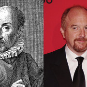 Louis C.K. and Montaigne, perhaps more in common than we thought