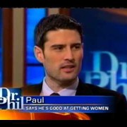 Gawker's honorable mention Douche of the Year  talks with Dr. Phil.