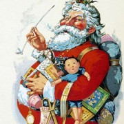 Santa Claus by Thomas Nast.