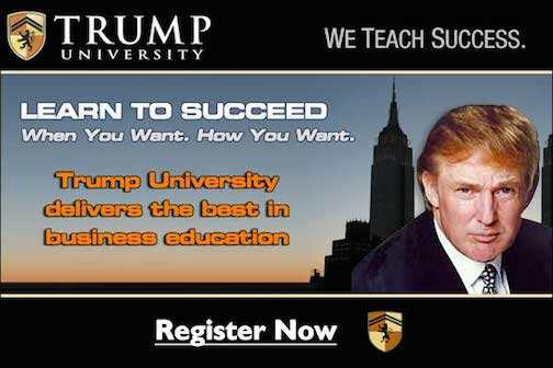 """Delivers the best in business education."" Also, delivers the best in charging 29% interest on loans for a totally useless degree that haunts you from year to year,  job to job, finally grinding you down every month until you turn 62 and exhausted, finally giving up and applying for Trump Assisted Suicide at a very attractive rate."