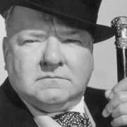 W.C. Fields went the wrong way at the fork in the yellow brick road.