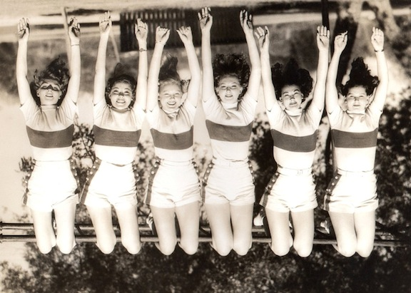 women-hanging-upside-down