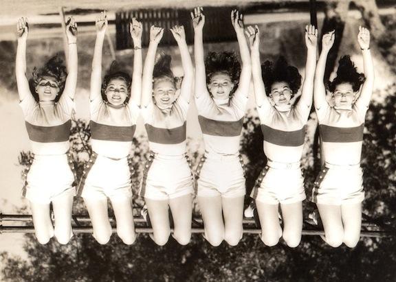 women-hanging-upside-down